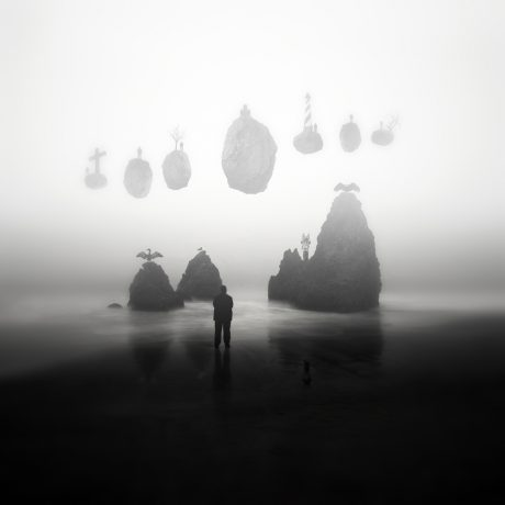 A Series of Dreams: Dream Number 4 by Nathan Wirth a slice of silence - The Great Highway Gallery