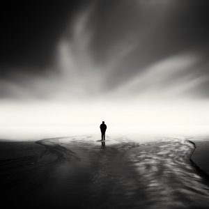 self & clouds Nathan Wirth a slice of silence - The Great Highway Gallery