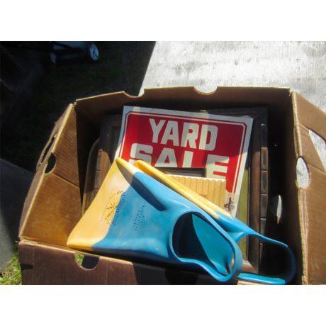 Jonathan Steinberg Yard Sale
