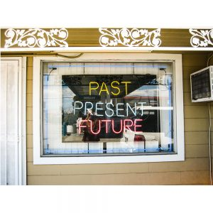 Jonathan Steinberg Past Present Future