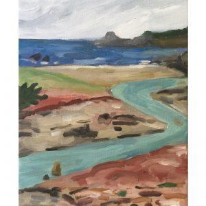 Marie-Van-Elder-Gualala-River-10x8