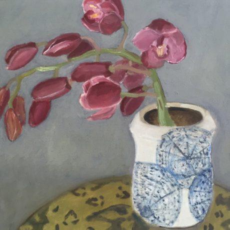 Marie-Van-Elder-Orchid-in-Leos-vase-12x12